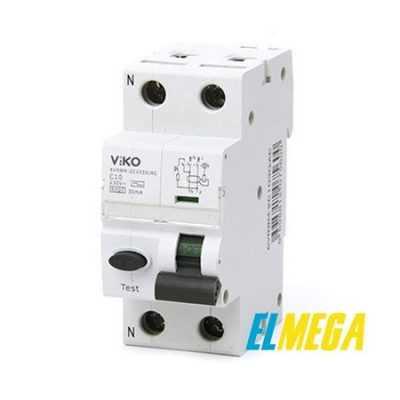 Дифференциальный автомат Viko 2P 40A 30mA