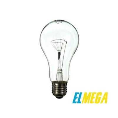 Лампа накаливания PS65 E27 150Вт