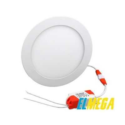 Светильник Ultralight LED UL-07 круглый встроенный 7W