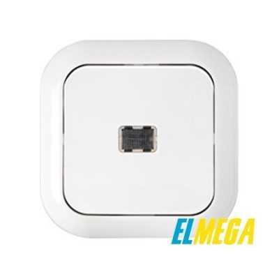 Выключатель 1-й с подсветкой С110-231