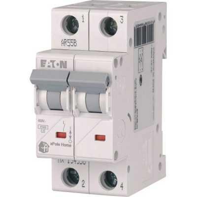 Автоматический выключатель 10A 2P Eaton