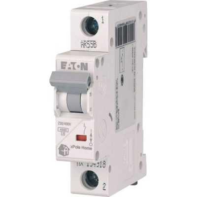 Автоматический выключатель 6A 1P Eaton