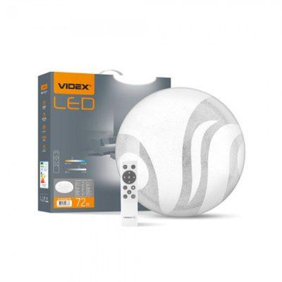 LED светильник VIDEX GLANZ 2 72W 2800-6200K