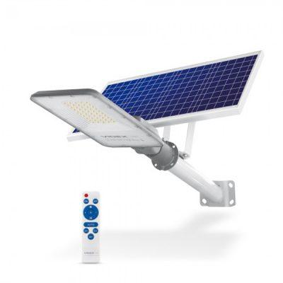 LED фонарь уличный автономный VIDEX 40W 5000K 1